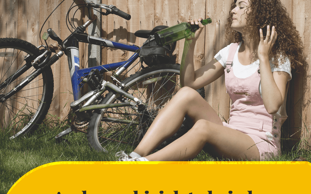 Riding a Bicycle Under the Influence in California